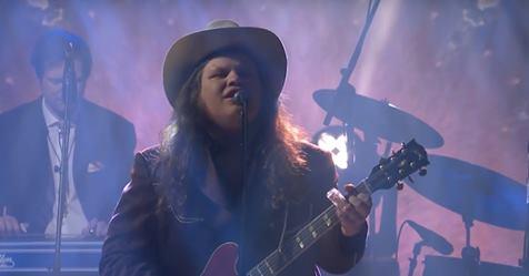 See Marcus King Band Play Brooding 'Goodbye Carolina' on 'Colbert'